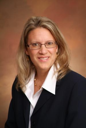 Northwest Bank Senior Vice President Linda Heckert